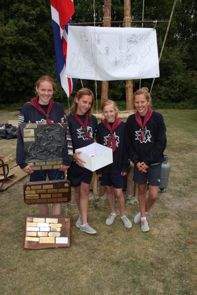 Enteren Jebenter, Scouting 't Jagertje – gidsen, © Xrizzz