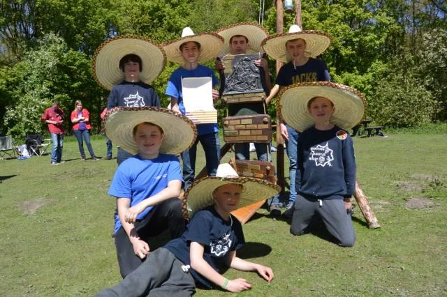 Kolumbus van Scouting 't Jagertje - Hulst - verkenners