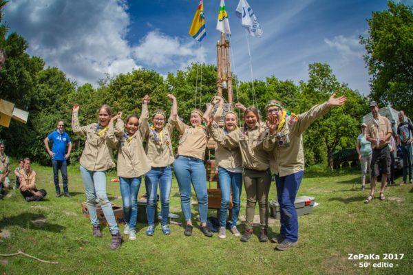 Remedy Rangers van stichting EOS/St. Hubertus - Terneuzen - gidsen